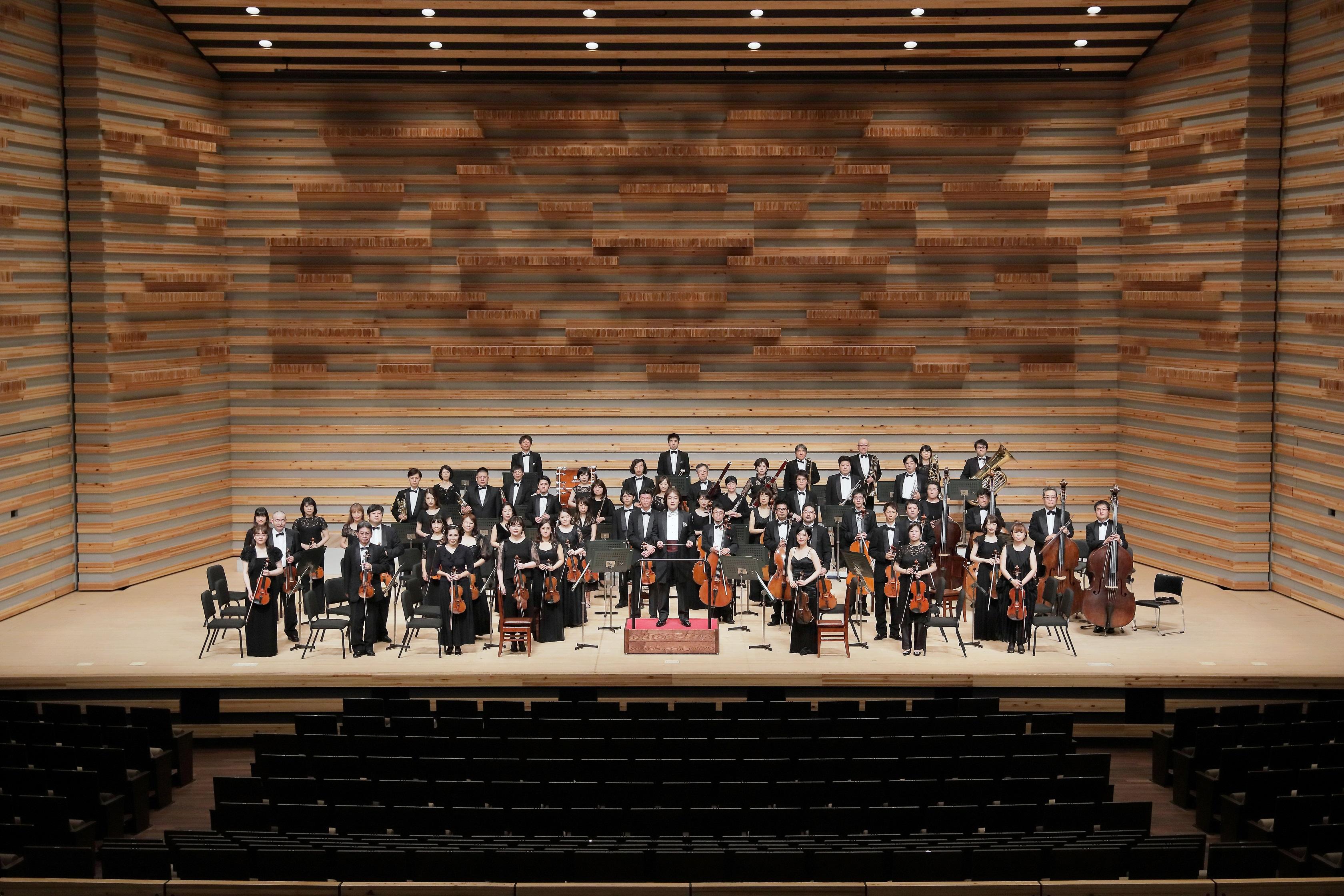 Japan Century Symphony Orchestra 日本センチュリー交響楽団