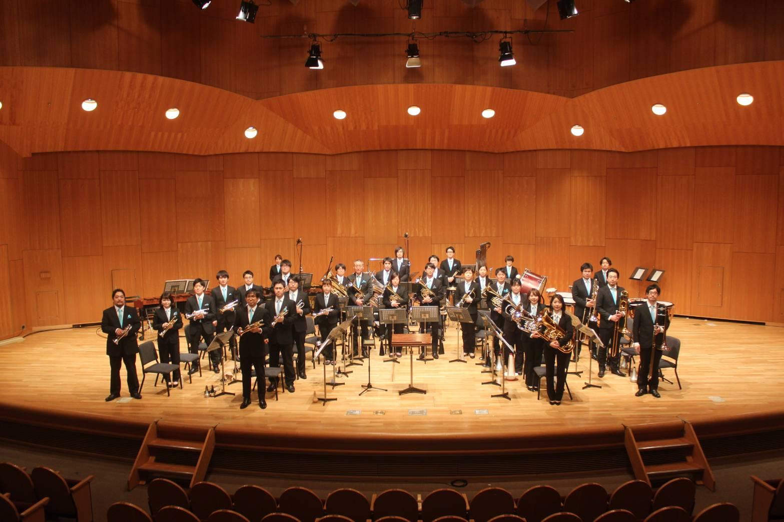 Osaka Concert Brass大阪コンサートブラス(英国式ブラスバンド)