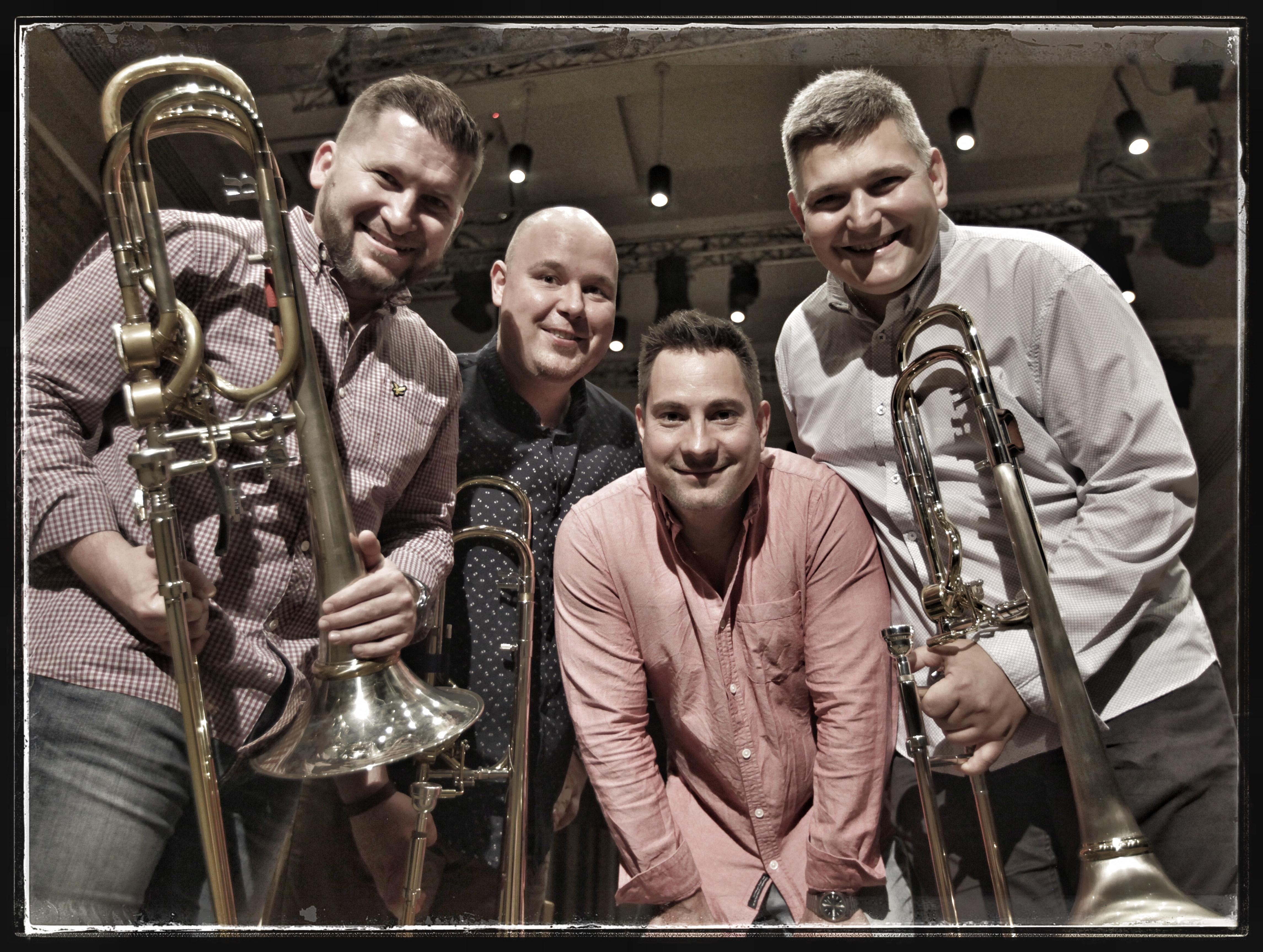 Corpus Trombone Quartet コルプス・トロンボーン・カルテット