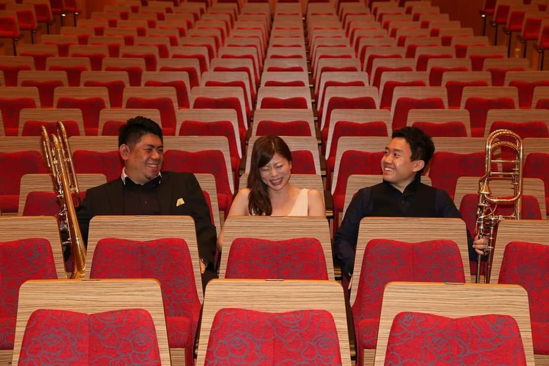 Trio Sync. トリオシンク