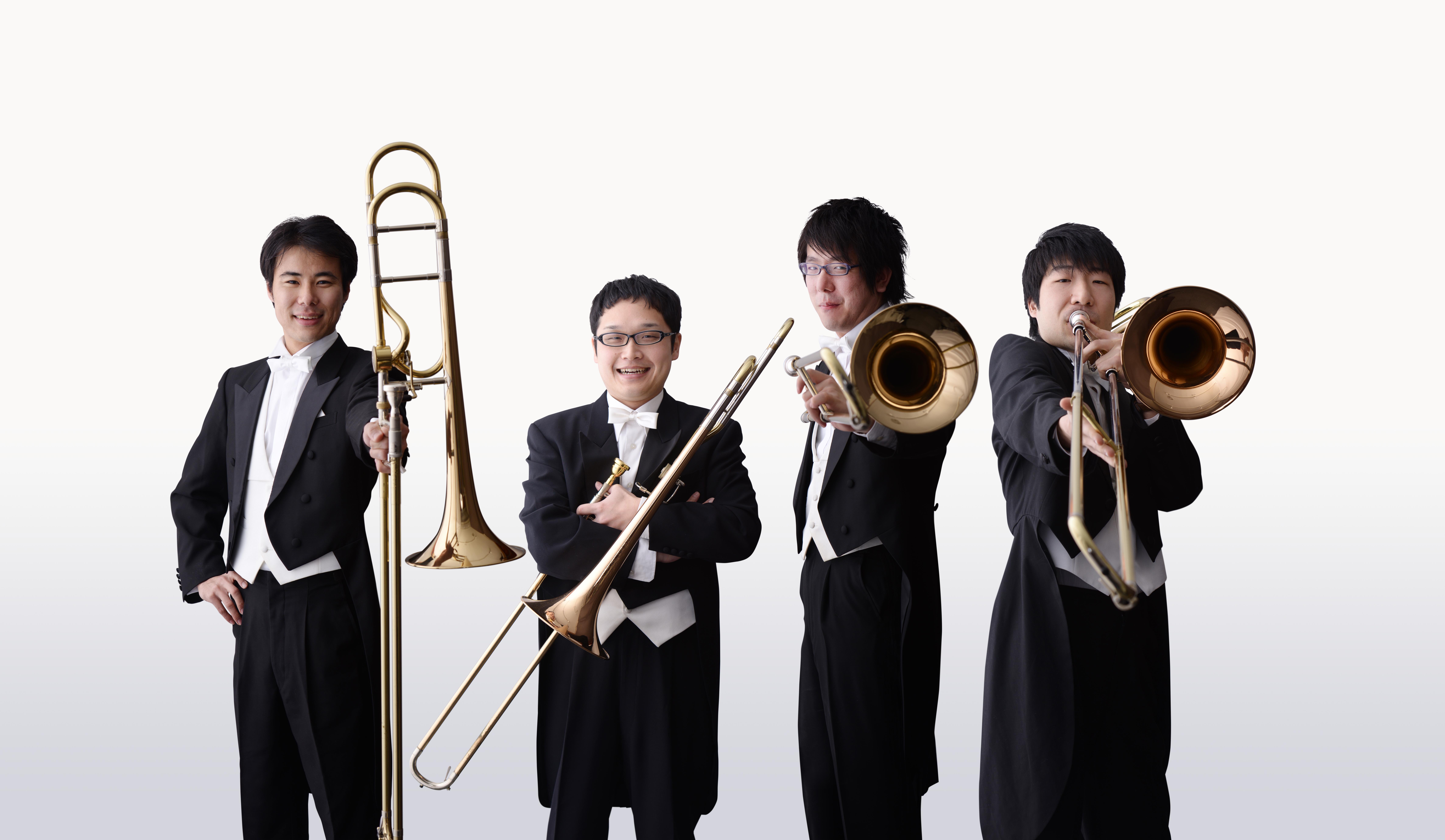 Twilight Trombone Quartetトワイライト・トロンボーン・カルテット