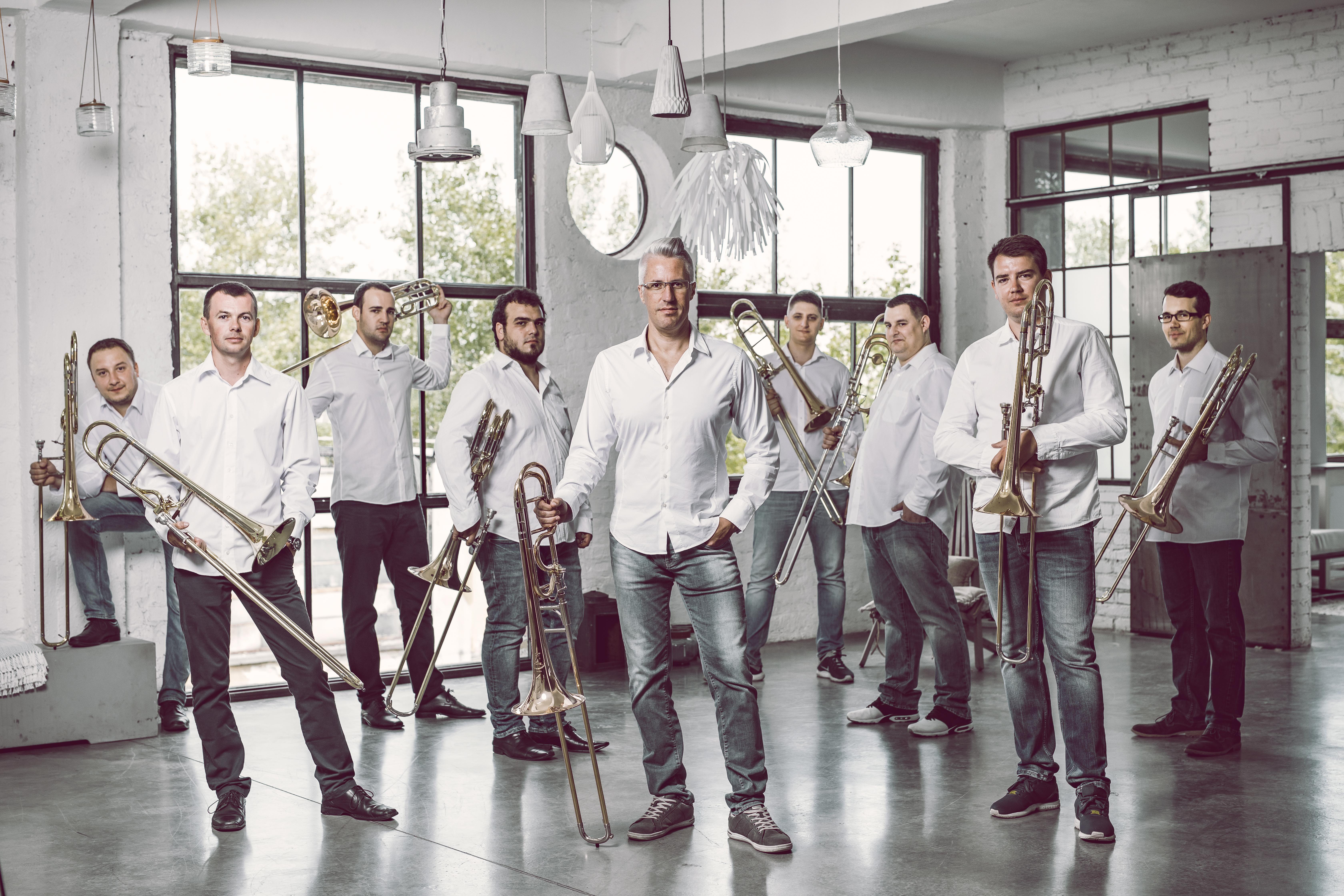 Szeged Trombone Ensembleセゲド・トロンボーン・アンサンブル